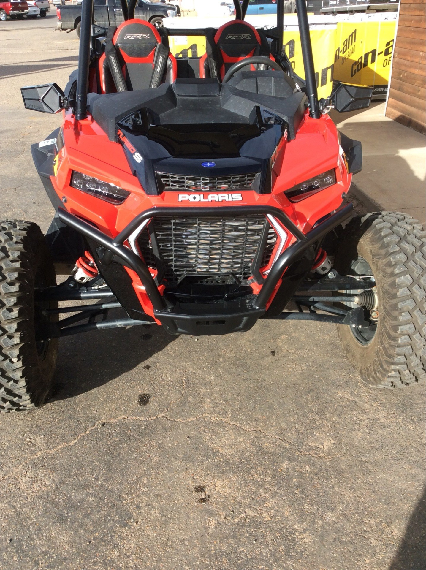 2018 Polaris RZR XP Turbo S in Clovis, New Mexico