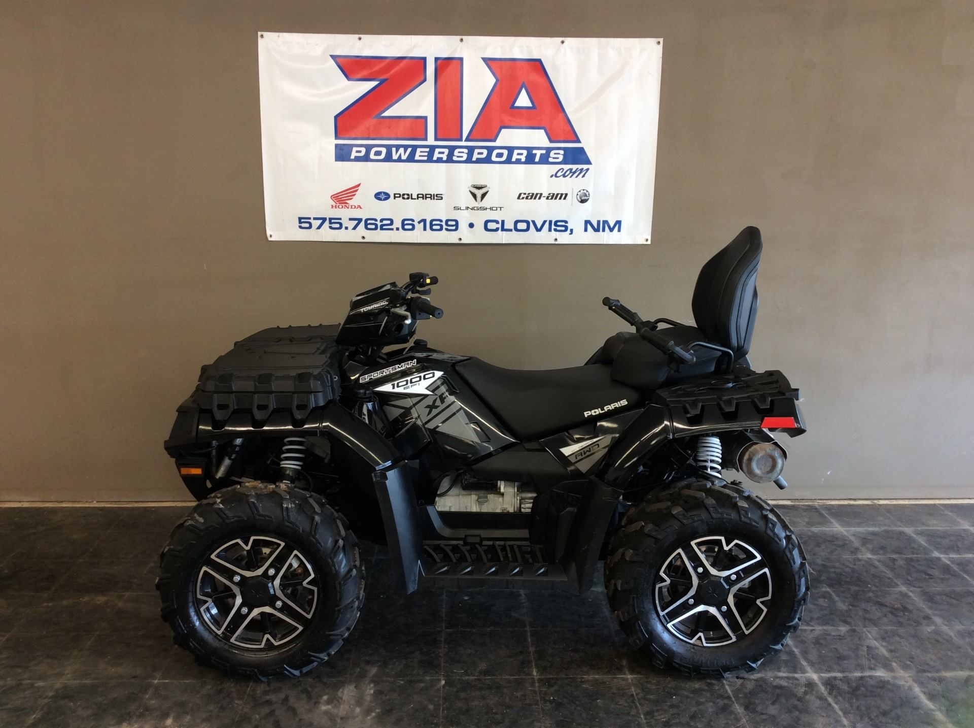 2017 Polaris Sportsman Touring XP 1000 in Clovis, New Mexico