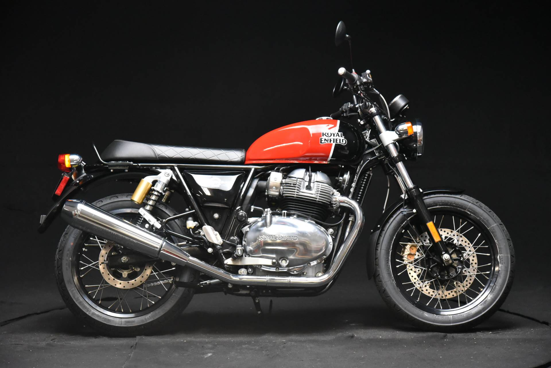 2020 Royal Enfield INT650 in De Pere, Wisconsin - Photo 1
