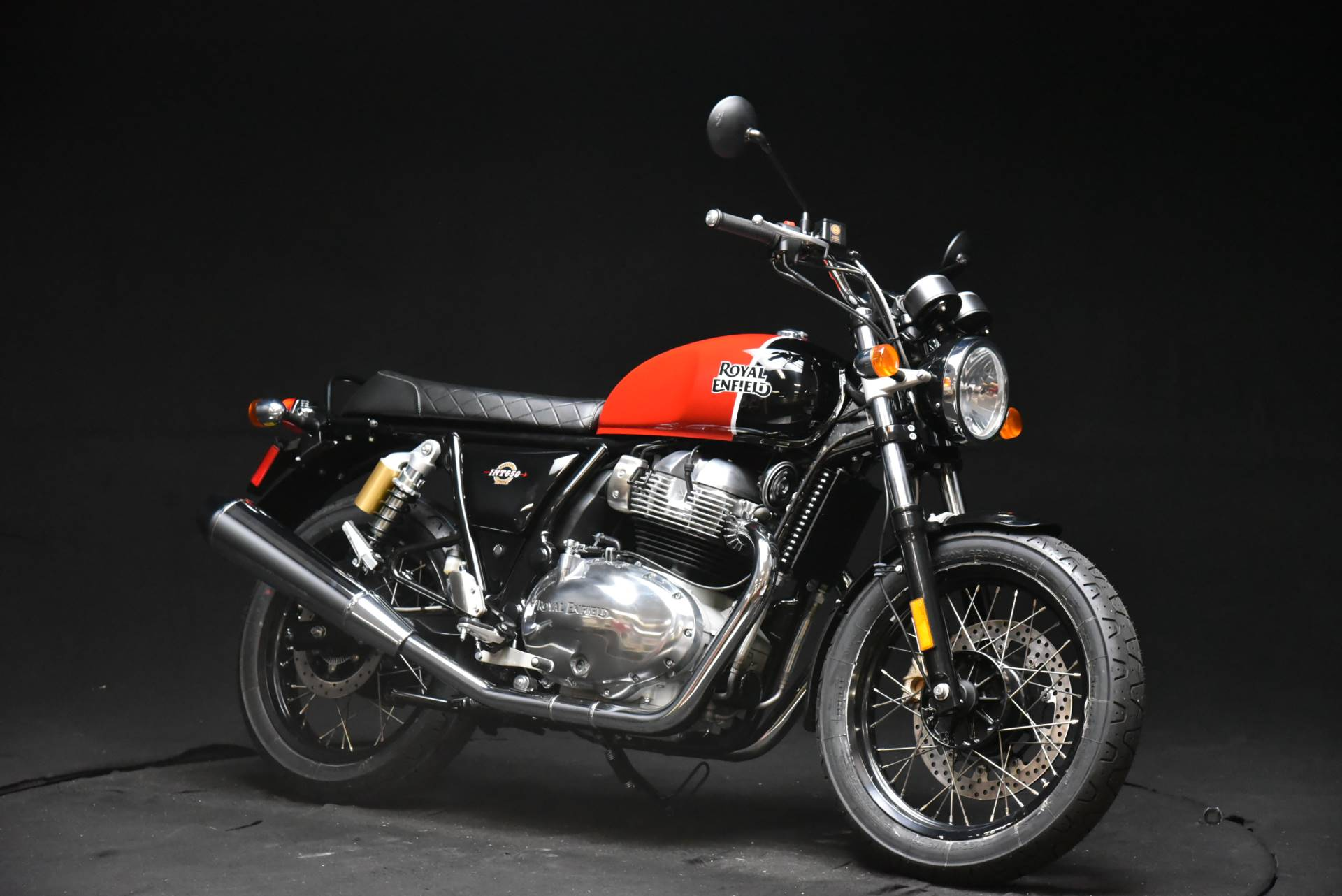 2020 Royal Enfield INT650 in De Pere, Wisconsin - Photo 2