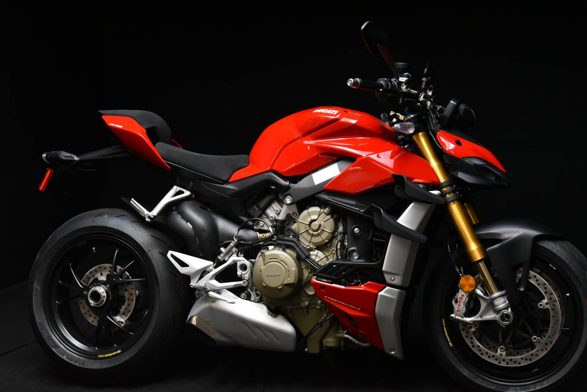 2021 Ducati Streetfighter V4 S in De Pere, Wisconsin - Photo 1
