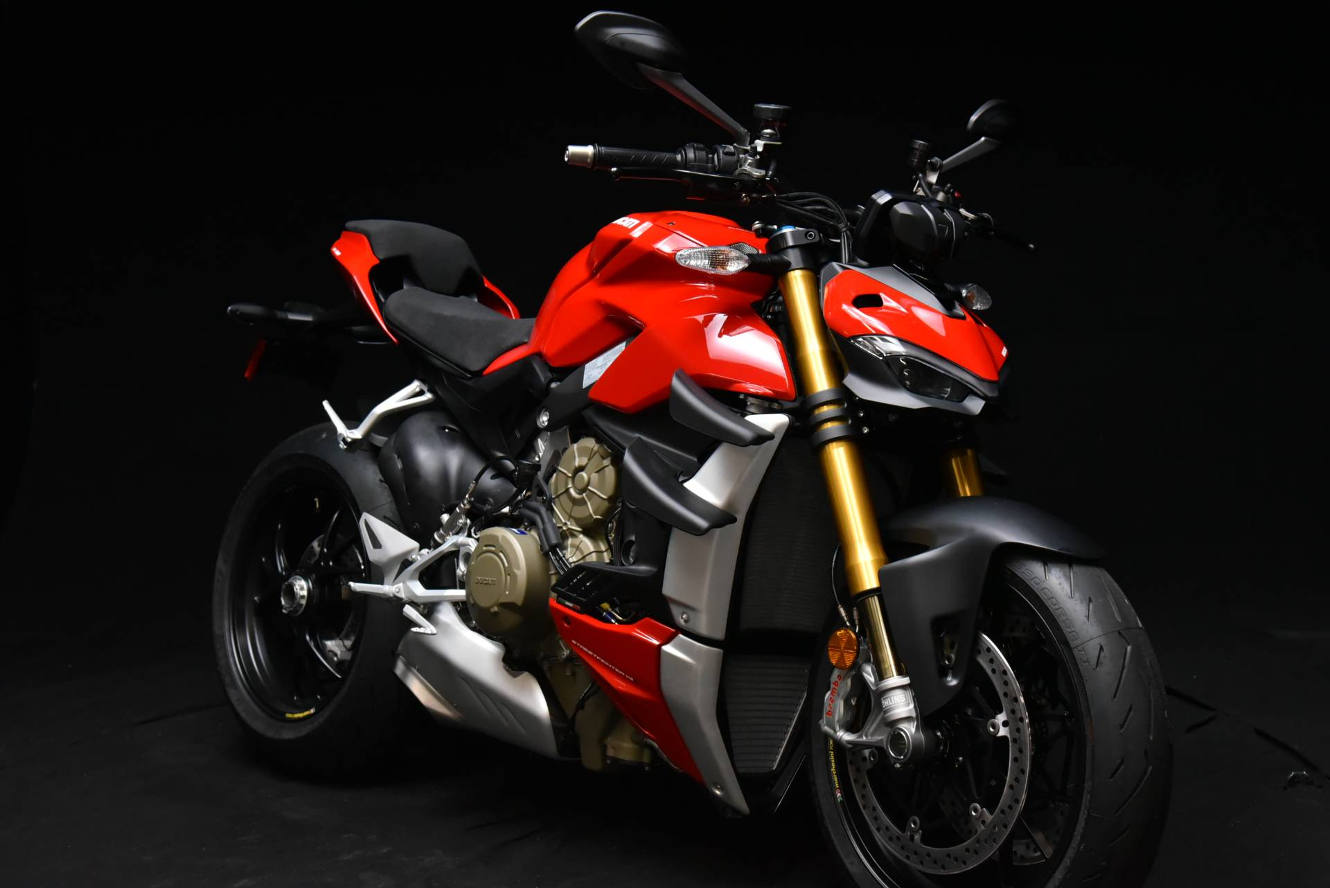 2021 Ducati Streetfighter V4 S in De Pere, Wisconsin - Photo 3