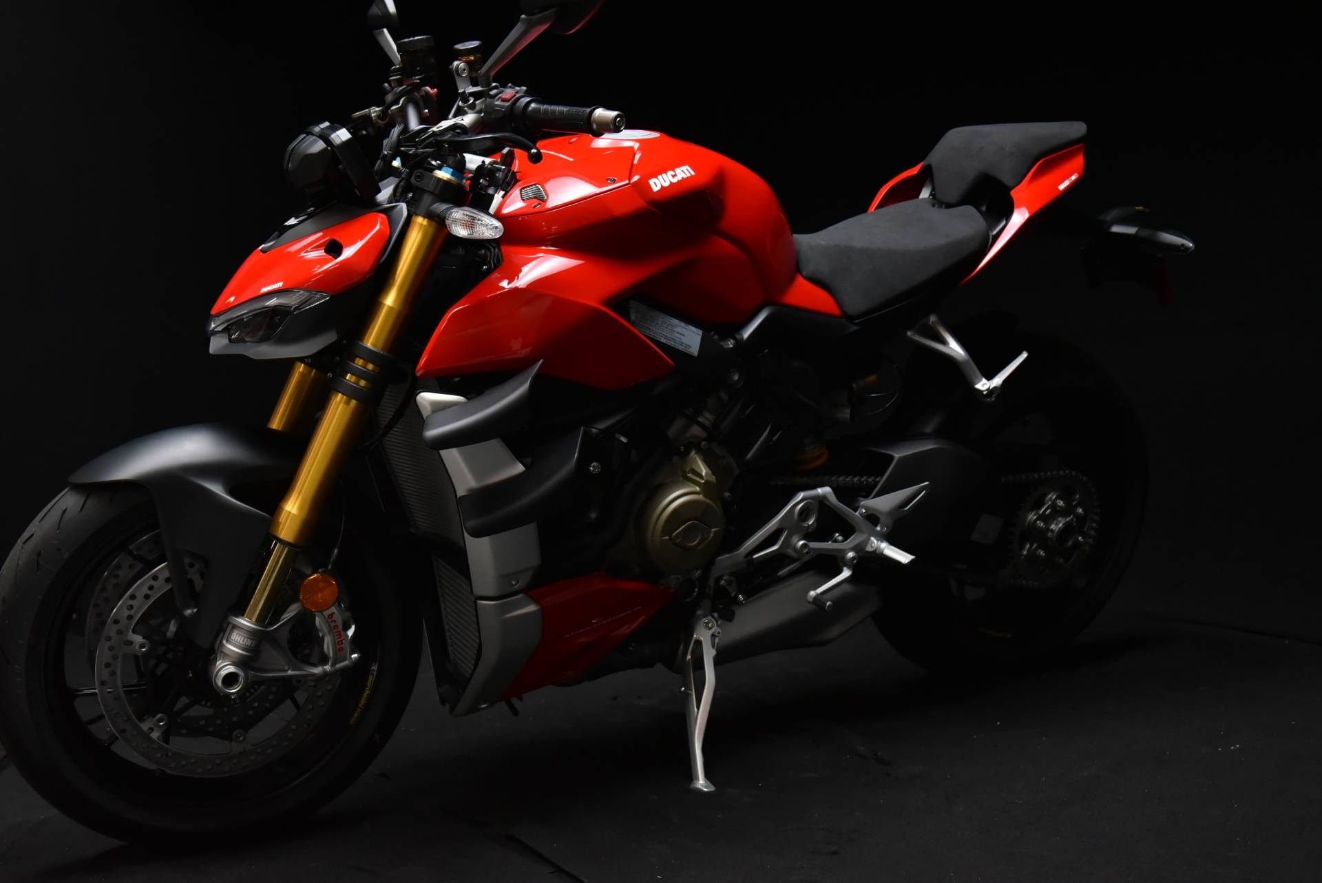 2021 Ducati Streetfighter V4 S in De Pere, Wisconsin - Photo 5