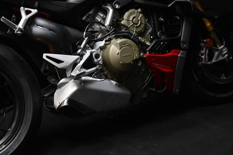 2021 Ducati Streetfighter V4 S in De Pere, Wisconsin - Photo 11