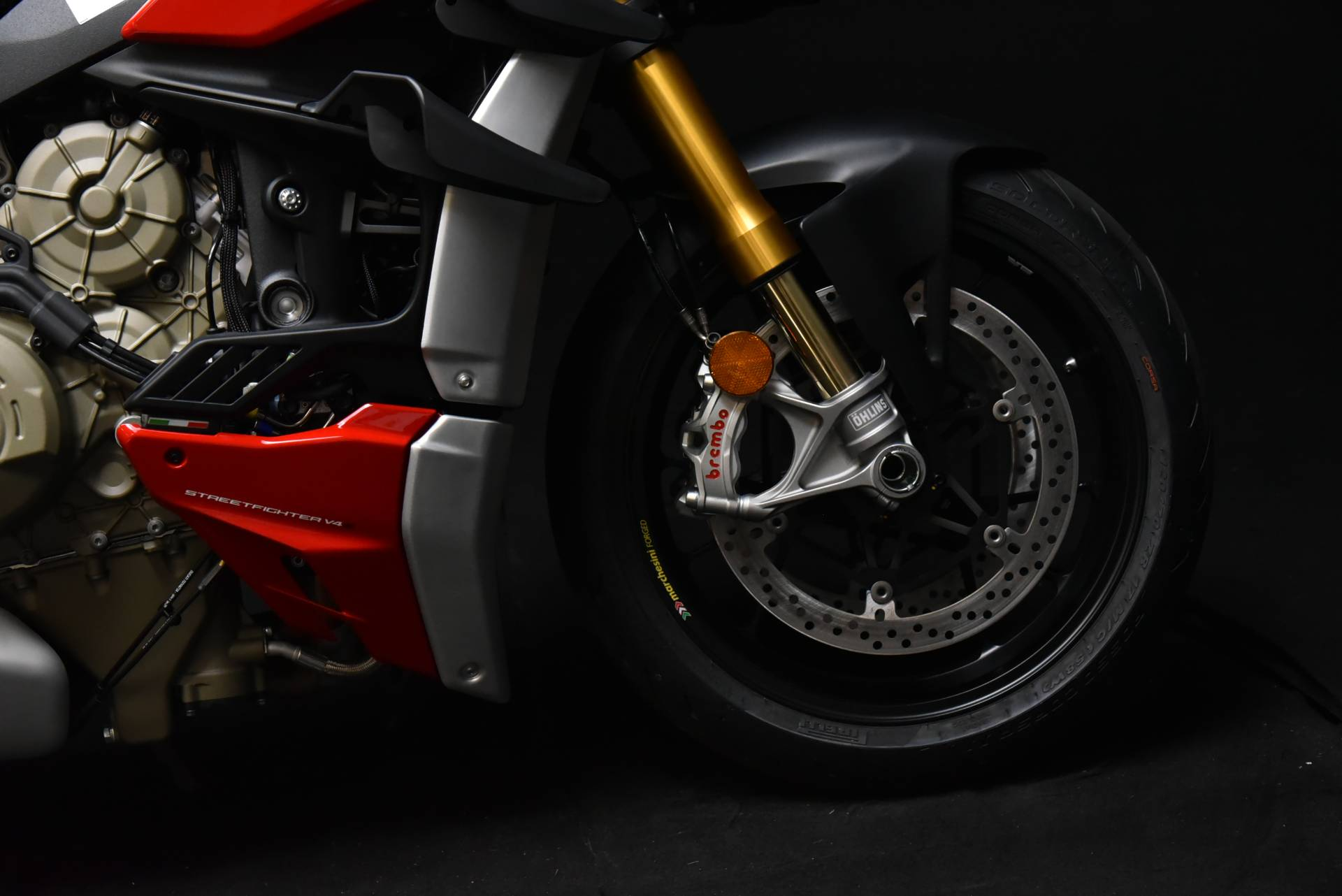 2021 Ducati Streetfighter V4 S in De Pere, Wisconsin - Photo 12