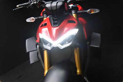 2021 Ducati Streetfighter V4 S in De Pere, Wisconsin - Photo 19