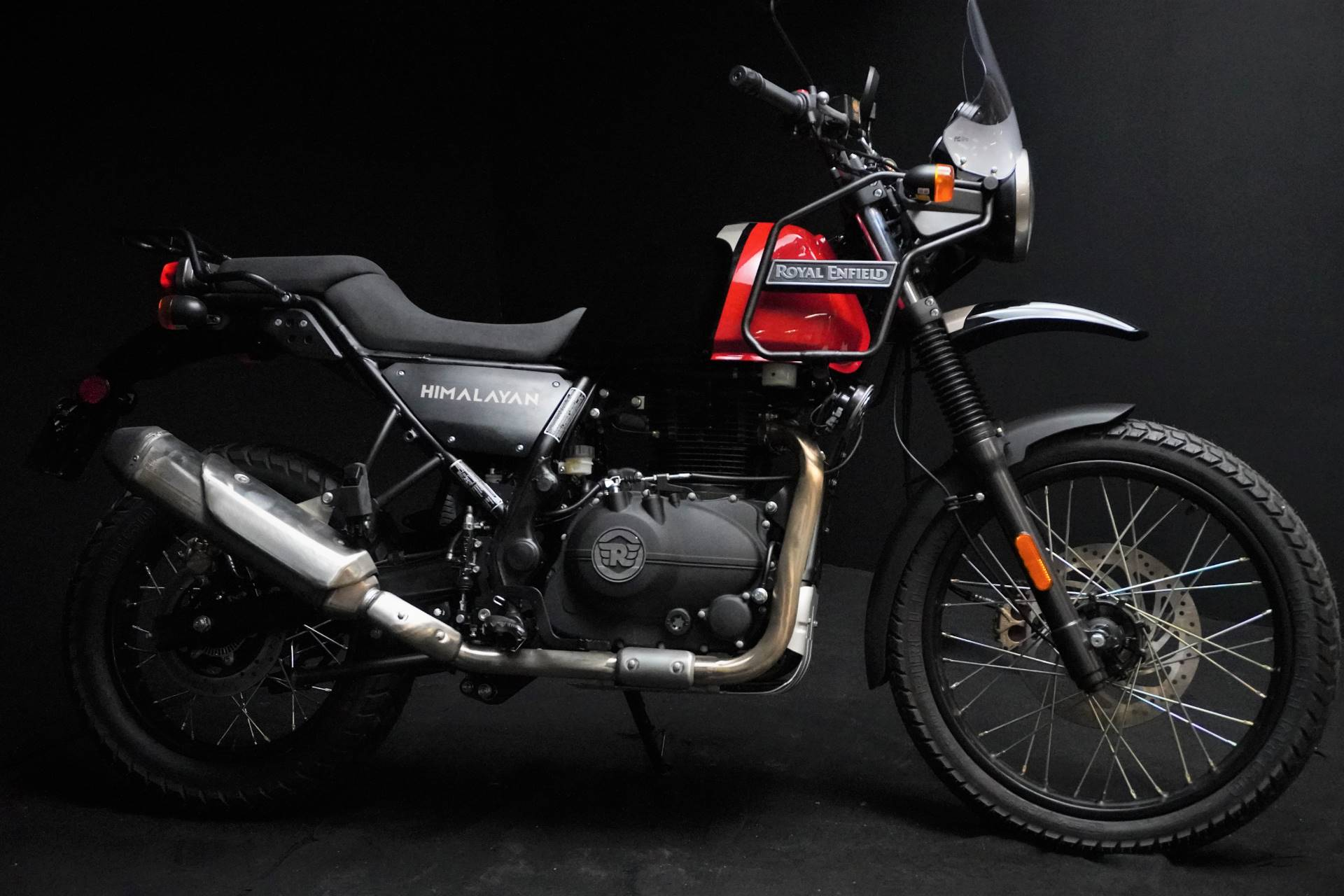 2021 Royal Enfield Himalayan 411 EFI ABS in De Pere, Wisconsin - Photo 1