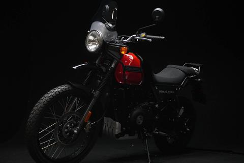 2021 Royal Enfield Himalayan 411 EFI ABS in De Pere, Wisconsin - Photo 5