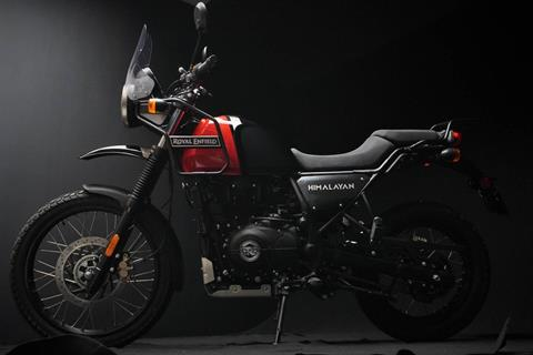 2021 Royal Enfield Himalayan 411 EFI ABS in De Pere, Wisconsin - Photo 6