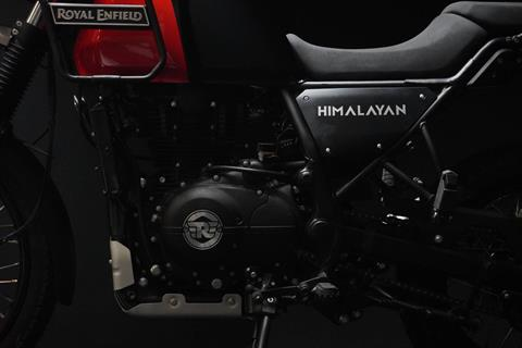 2021 Royal Enfield Himalayan 411 EFI ABS in De Pere, Wisconsin - Photo 7