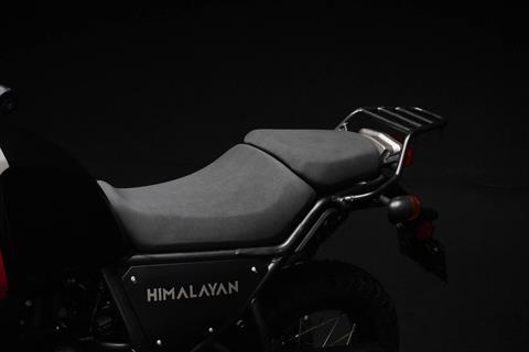 2021 Royal Enfield Himalayan 411 EFI ABS in De Pere, Wisconsin - Photo 9