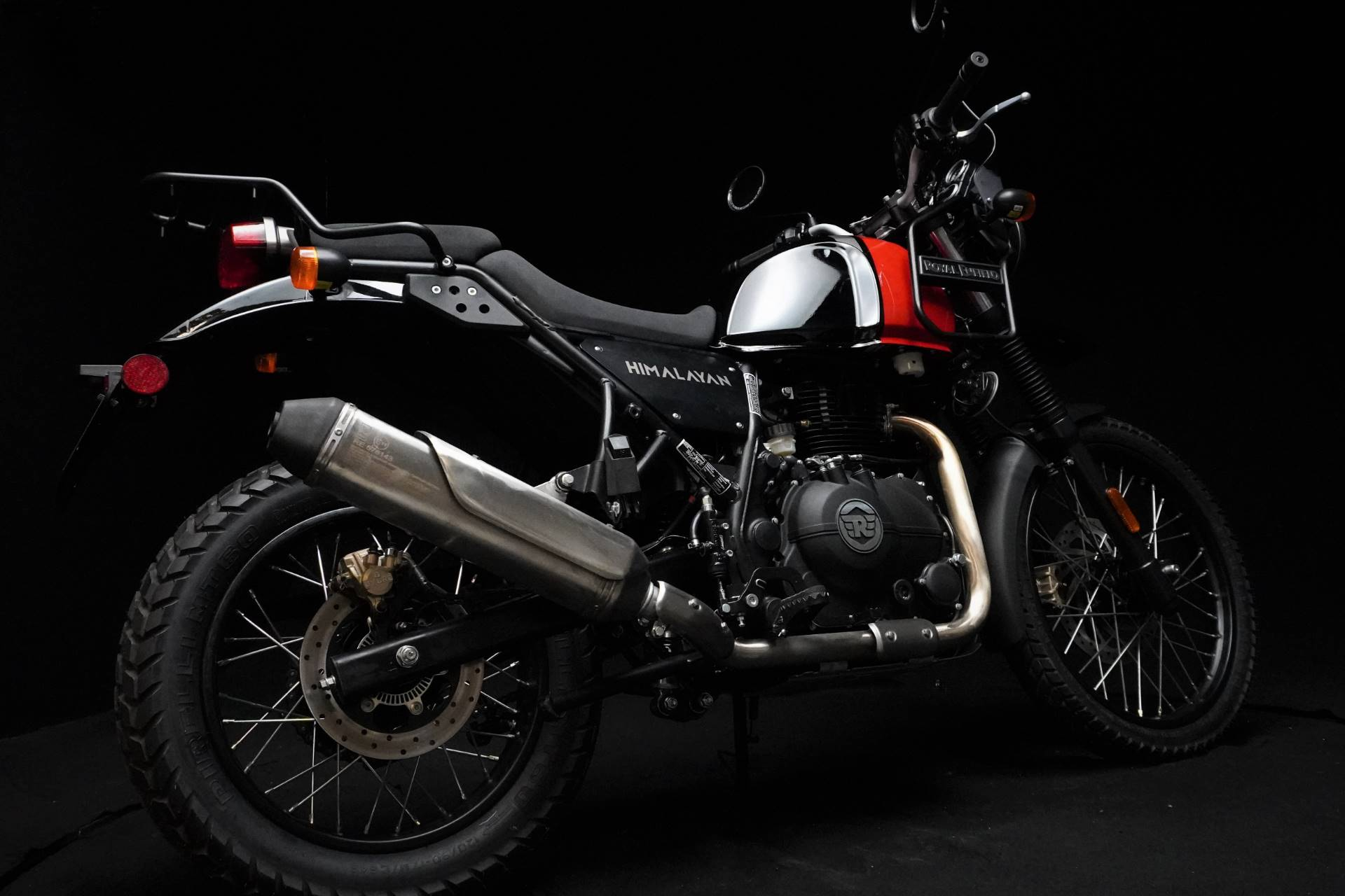 2021 Royal Enfield Himalayan 411 EFI ABS in De Pere, Wisconsin - Photo 12