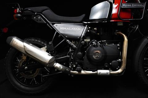 2021 Royal Enfield Himalayan 411 EFI ABS in De Pere, Wisconsin - Photo 14