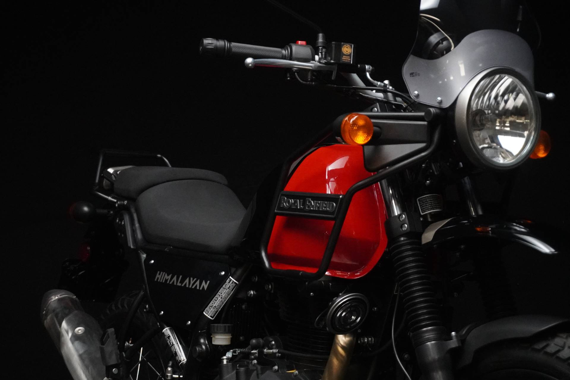 2021 Royal Enfield Himalayan 411 EFI ABS in De Pere, Wisconsin - Photo 16