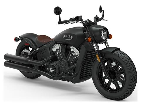 2021 Indian Scout® Bobber ABS in De Pere, Wisconsin - Photo 1