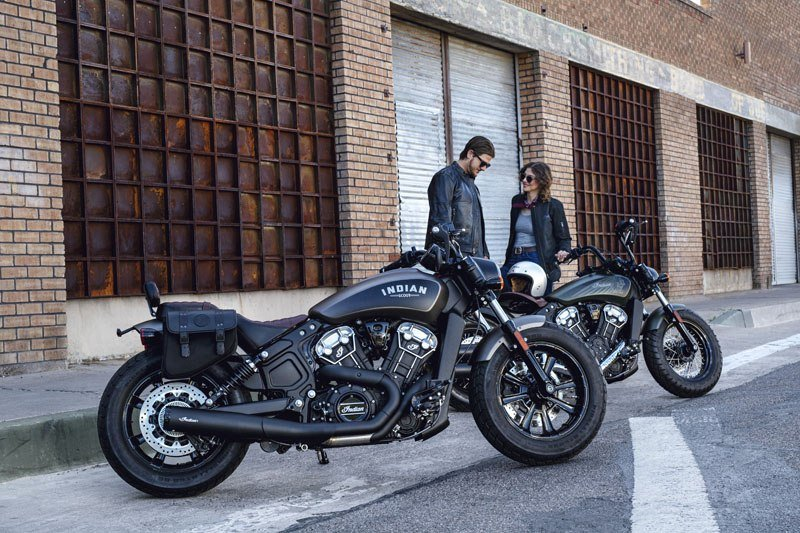 2021 Indian Scout® Bobber ABS in De Pere, Wisconsin - Photo 10
