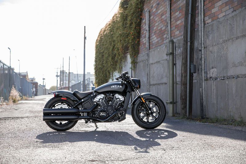 2021 Indian Scout® Bobber ABS in De Pere, Wisconsin - Photo 14