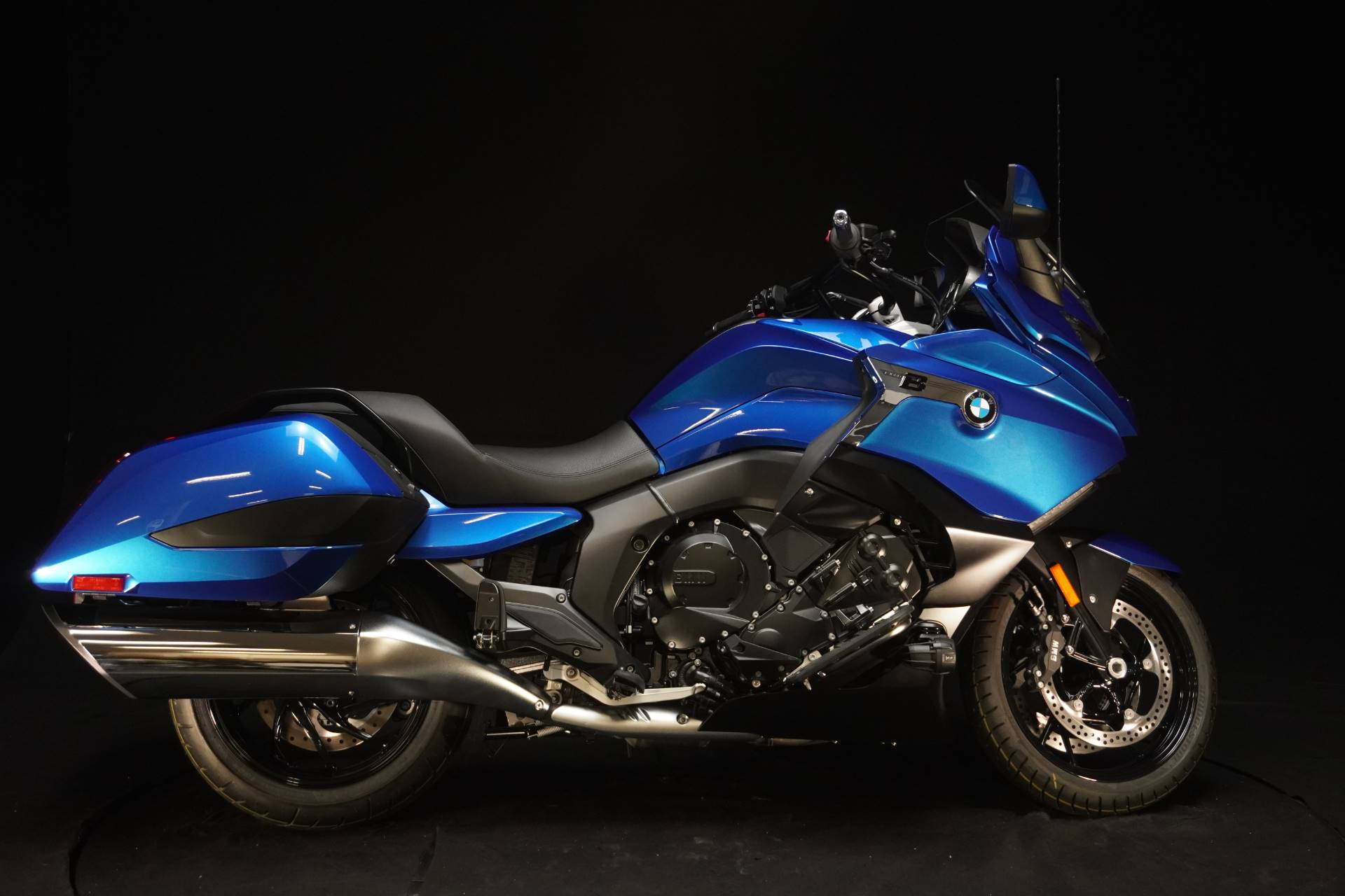 2020 BMW K 1600 B Limited Edition in De Pere, Wisconsin - Photo 1