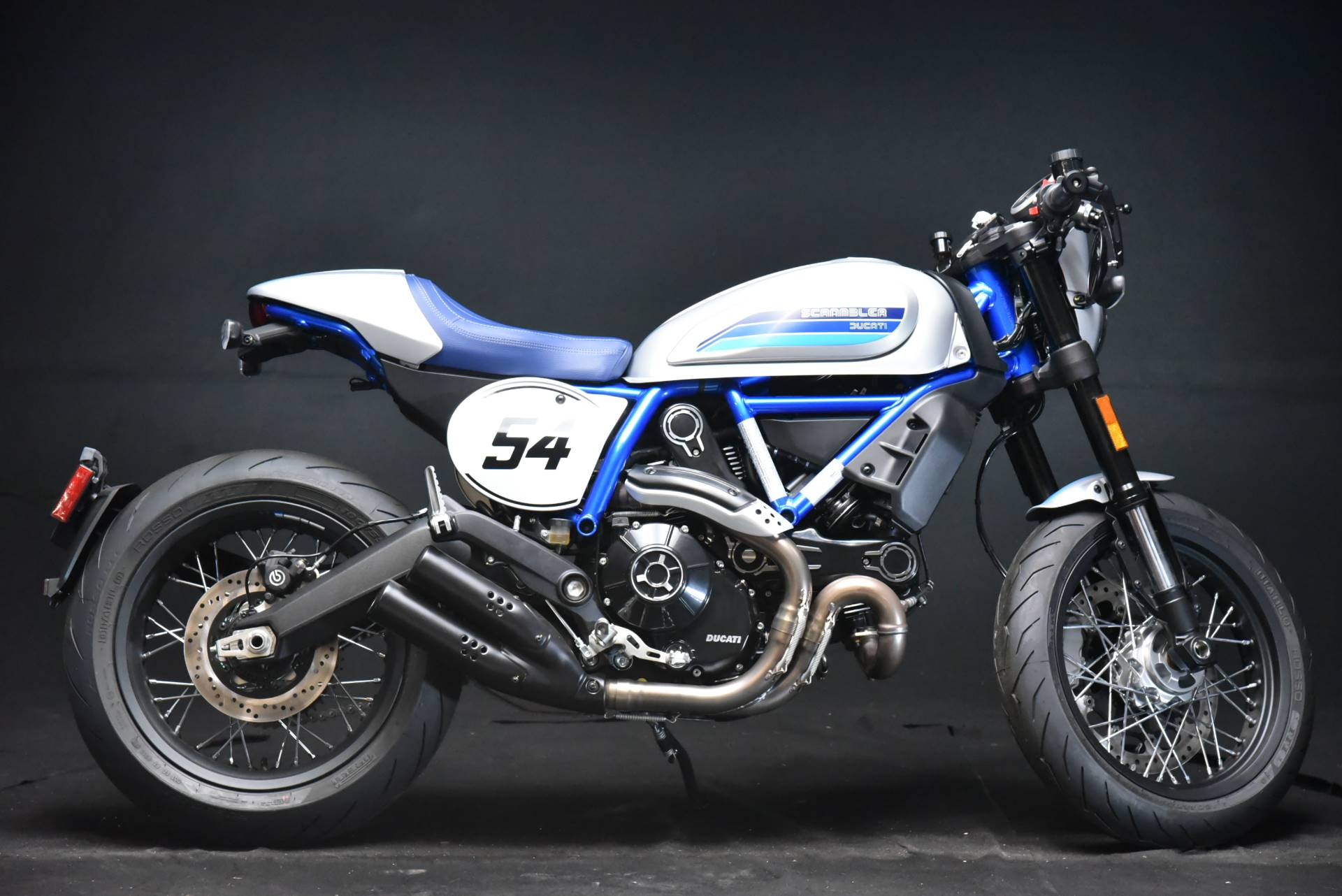 2019 Ducati Scrambler Cafe Racer in De Pere, Wisconsin - Photo 1
