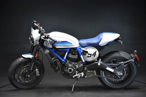 2019 Ducati Scrambler Cafe Racer in De Pere, Wisconsin - Photo 4