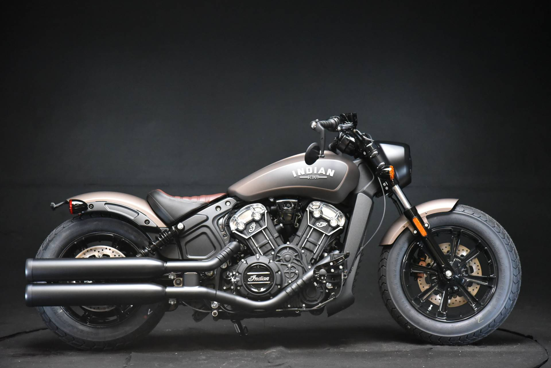 2020 Indian Scout® Bobber ABS in De Pere, Wisconsin - Photo 1