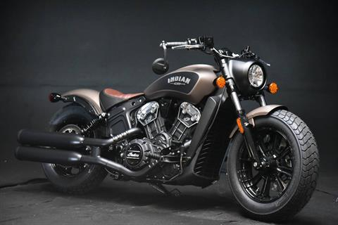 2020 Indian Scout® Bobber ABS in De Pere, Wisconsin - Photo 2