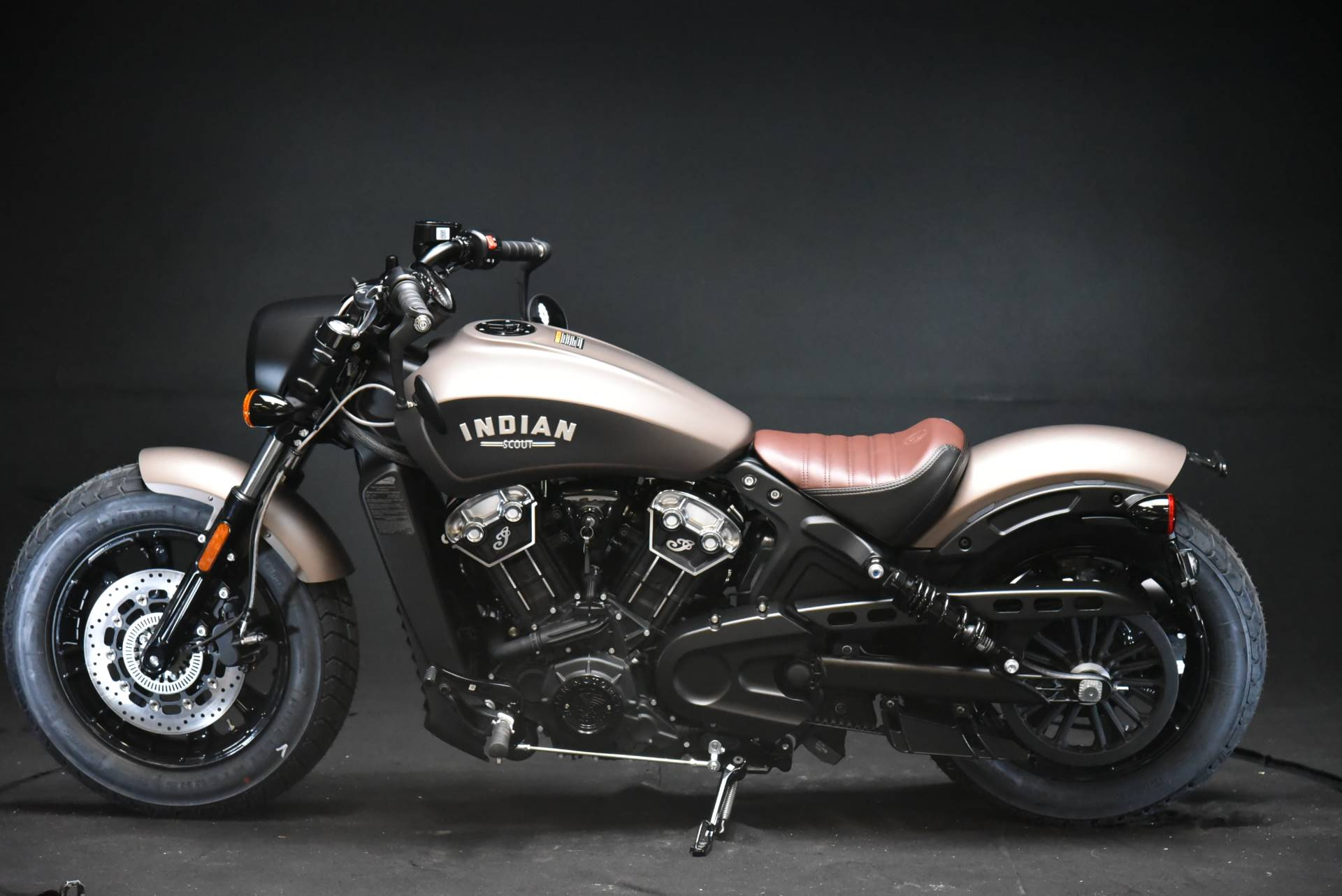 2020 Indian Scout® Bobber ABS in De Pere, Wisconsin - Photo 3