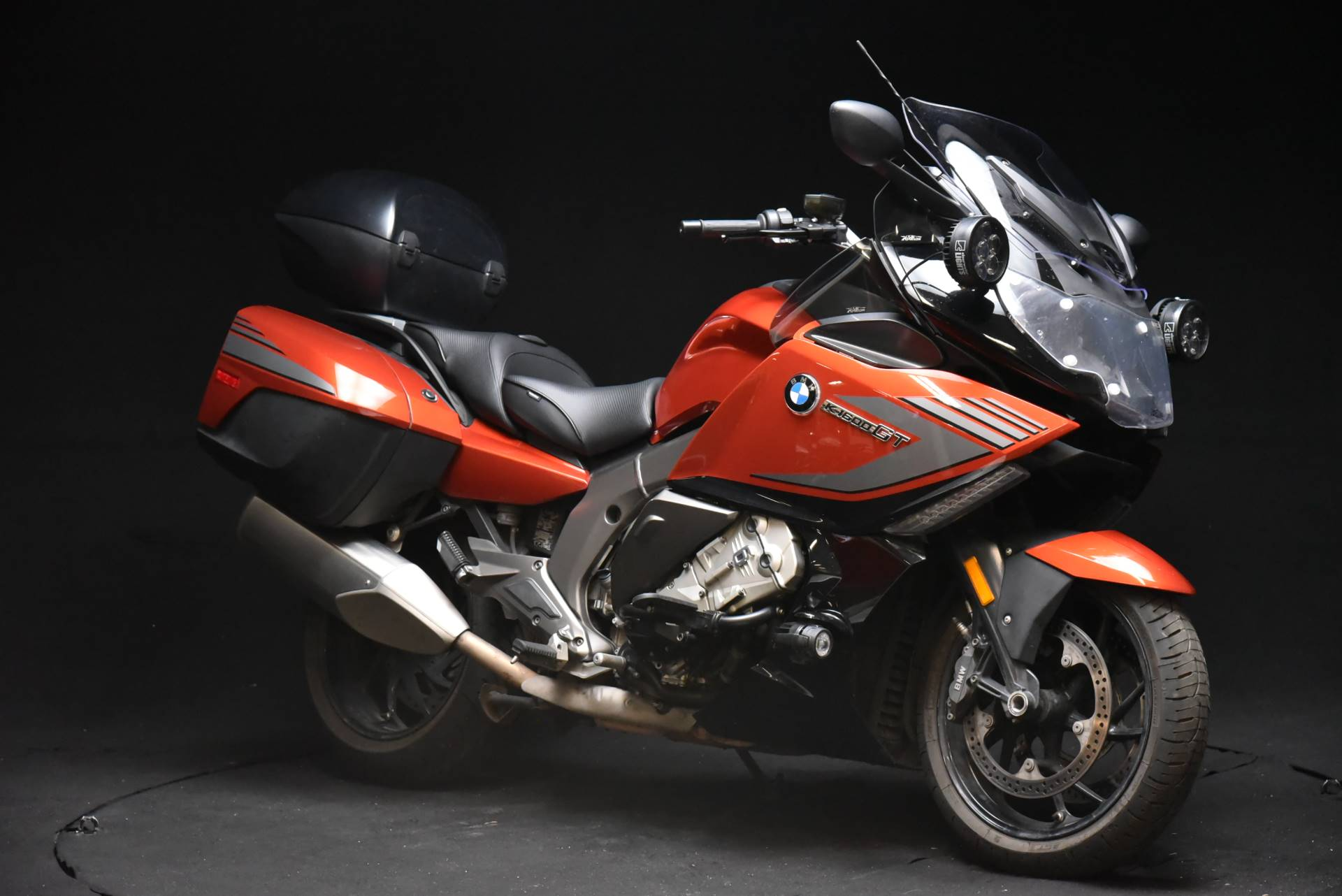 2014 BMW K 1600 GT in De Pere, Wisconsin - Photo 2