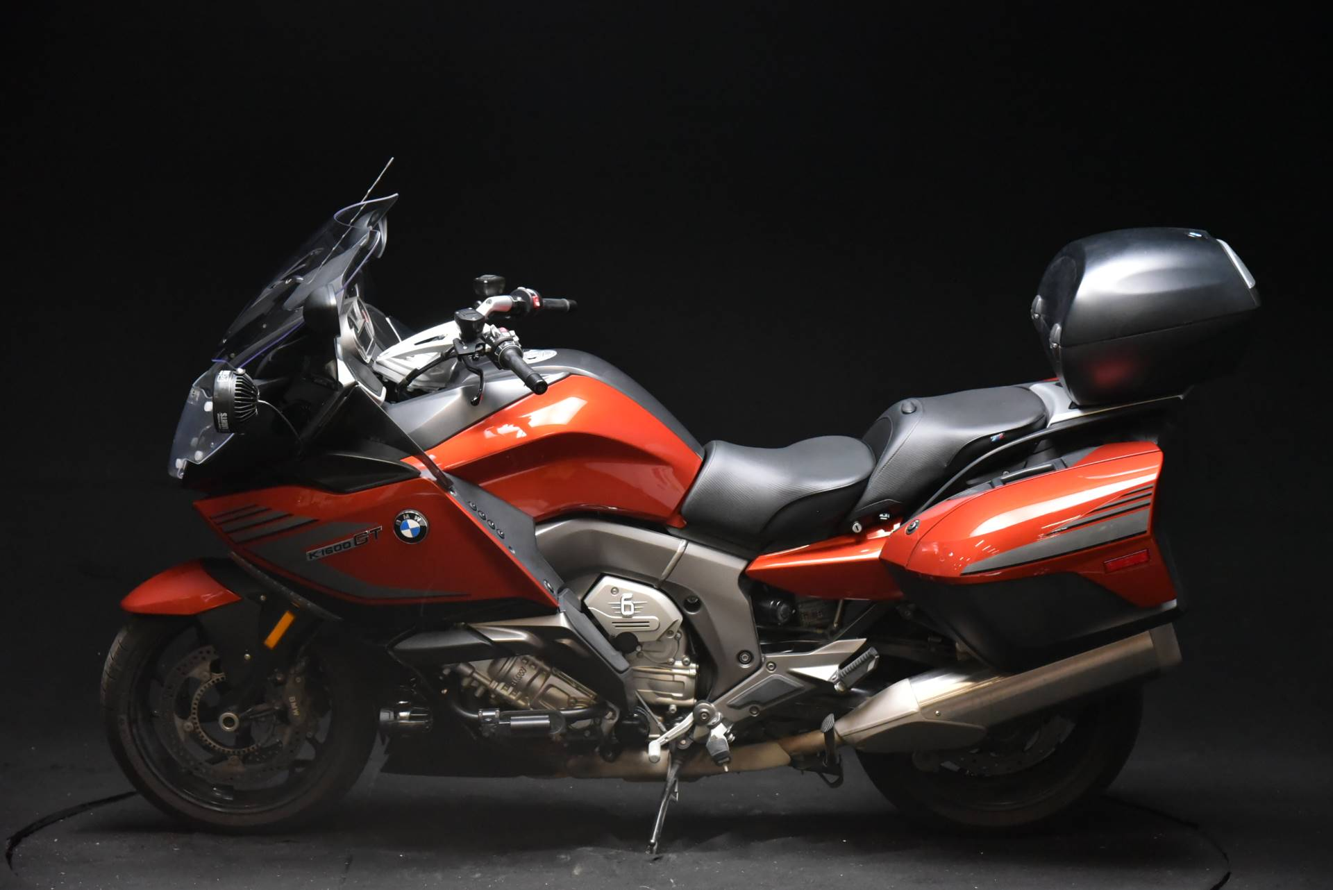 2014 BMW K 1600 GT in De Pere, Wisconsin - Photo 4