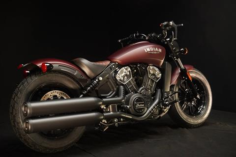 2021 Indian Scout® Bobber ABS in De Pere, Wisconsin - Photo 3