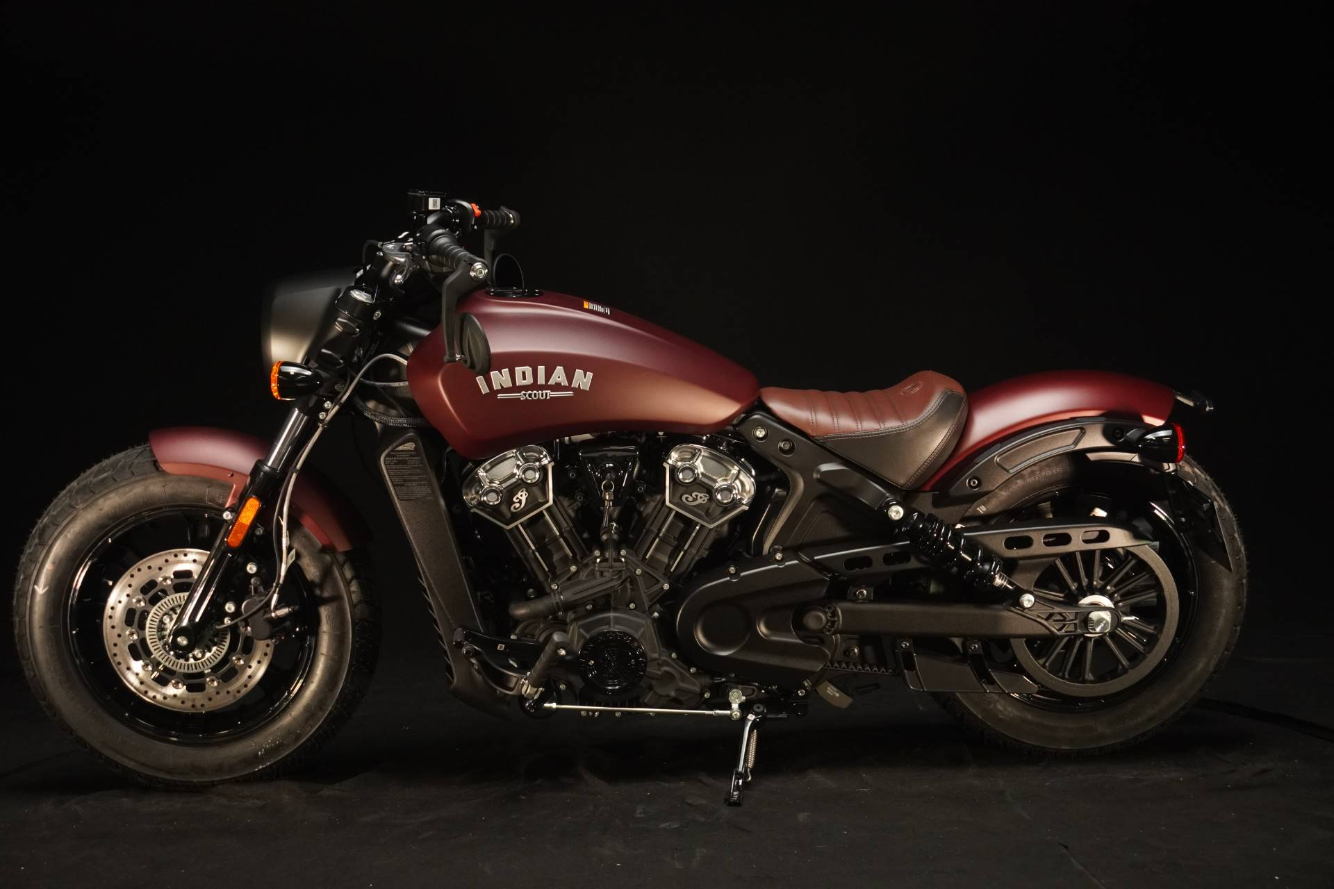 2021 Indian Scout® Bobber ABS in De Pere, Wisconsin - Photo 9