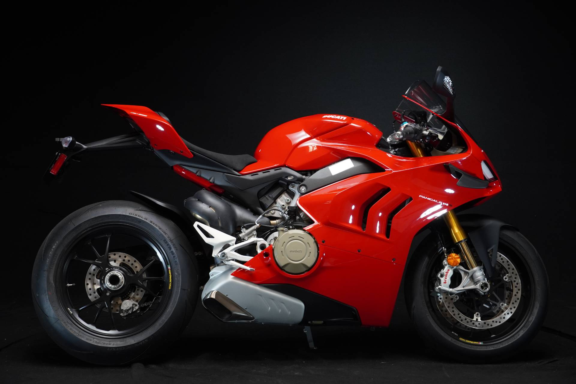 2021 Ducati Panigale V4 S in De Pere, Wisconsin - Photo 1