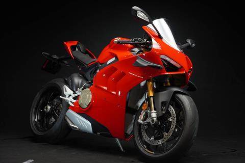 2021 Ducati Panigale V4 S in De Pere, Wisconsin - Photo 6
