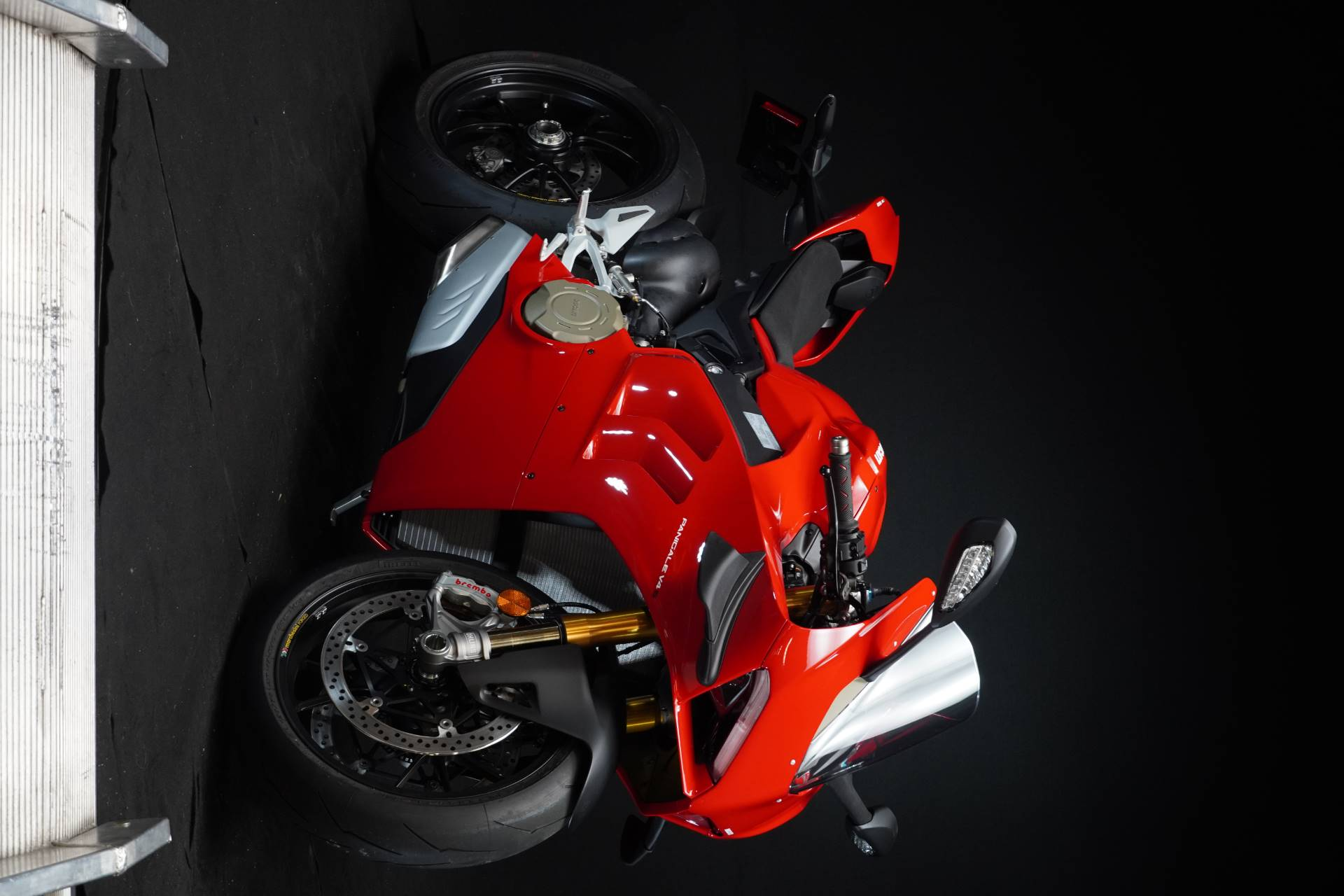 2021 Ducati Panigale V4 S in De Pere, Wisconsin - Photo 8