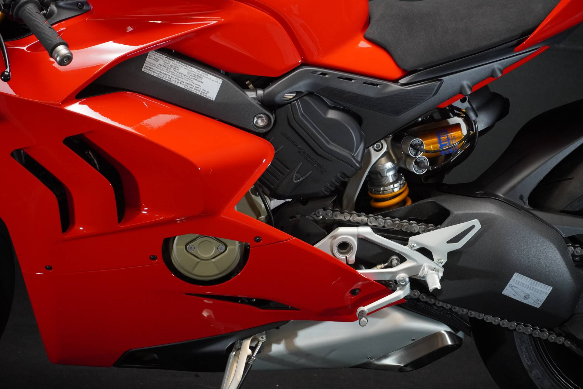 2021 Ducati Panigale V4 S in De Pere, Wisconsin - Photo 21