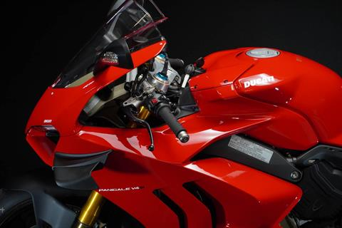 2021 Ducati Panigale V4 S in De Pere, Wisconsin - Photo 23