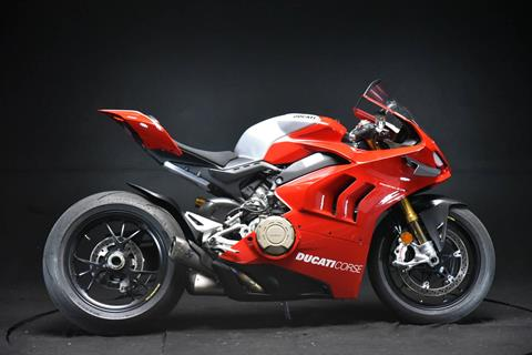 2020 Ducati Panigale V4 R in De Pere, Wisconsin - Photo 1