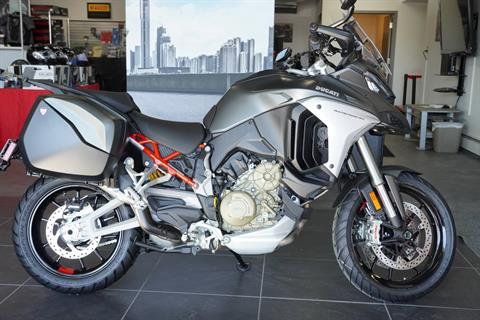 2021 Ducati Multistrada V4 S Travel & Radar in West Allis, Wisconsin - Photo 1