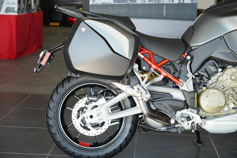 2021 Ducati Multistrada V4 S Travel & Radar in West Allis, Wisconsin - Photo 4