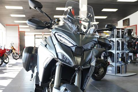 2021 Ducati Multistrada V4 S Travel & Radar in West Allis, Wisconsin - Photo 8
