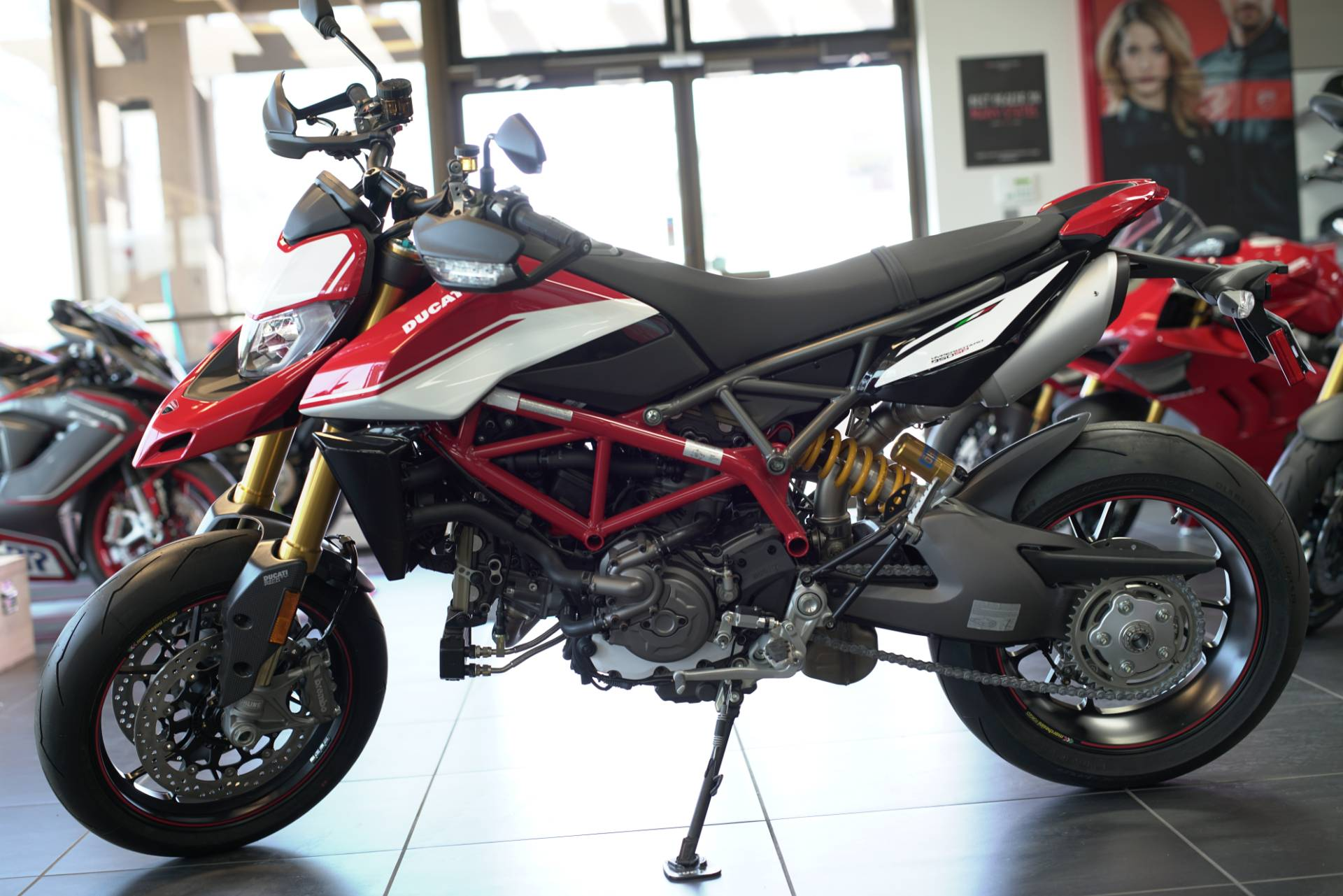 2021 Ducati Hypermotard 950 SP in West Allis, Wisconsin - Photo 3