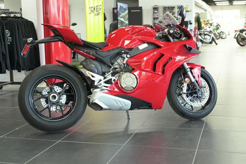 2021 Ducati Panigale V4 in West Allis, Wisconsin - Photo 1