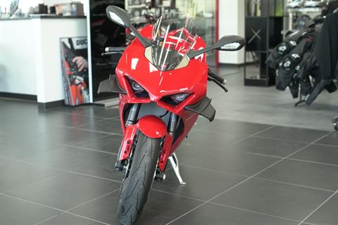 2021 Ducati Panigale V4 in West Allis, Wisconsin - Photo 2