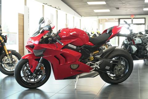 2021 Ducati Panigale V4 in West Allis, Wisconsin - Photo 3