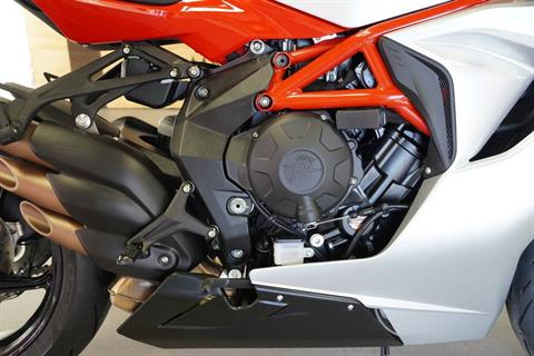 2020 MV Agusta F3 800 in West Allis, Wisconsin - Photo 3