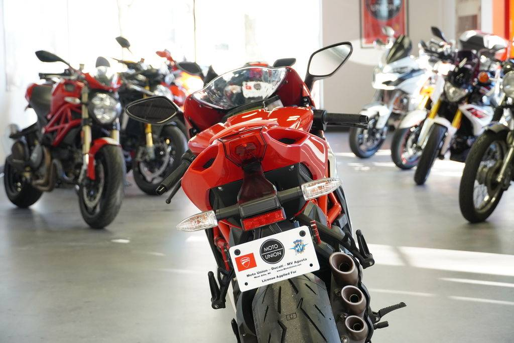 2020 MV Agusta F3 800 in West Allis, Wisconsin - Photo 13