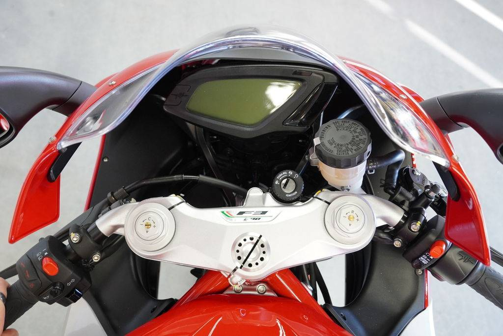 2020 MV Agusta F3 800 in West Allis, Wisconsin - Photo 11