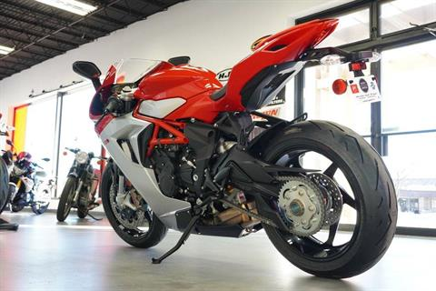 2020 MV Agusta F3 800 in West Allis, Wisconsin - Photo 12