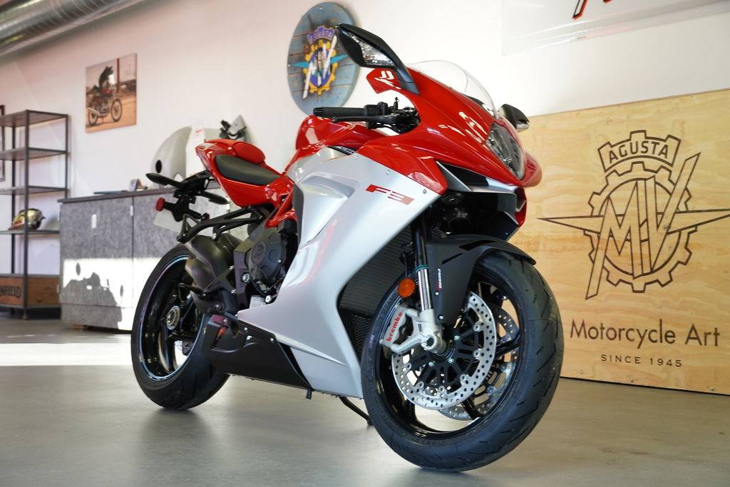 2020 MV Agusta F3 800 in West Allis, Wisconsin - Photo 8