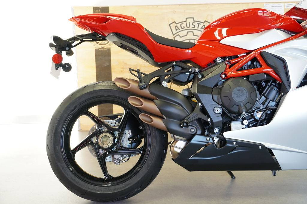 2020 MV Agusta F3 800 in West Allis, Wisconsin - Photo 6